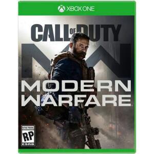[Pré-venda] Call Of Duty Modern Warfare - Xbox One - R$178