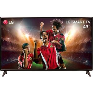 [Cartão Americanas] Smart TV LED 43'' Full HD LG 43LK5700 2 HDMI 1 USB HDR 10 Pro ThinQ AI WI-FI