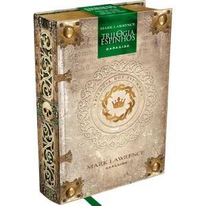 Livro - Trilogia dos Espinhos - Dark Side Edition