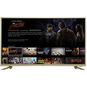 """[Cartão Americanas] Smart TV LED 43"""" Philco PTV43F61DSWNTC 4K - R$1129"""