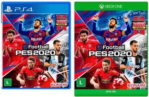 [Cartão Americanas] Game EFootball PES 2020 - PS4 e Xbox