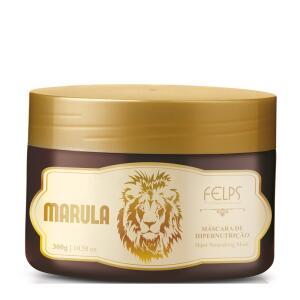 Máscara Felps Xmix Marula Hipernutrição Capilar 300g   R$20