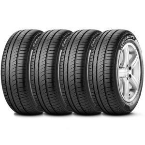 [Cartão Americanas] Kit 4 Pneus Pirelli Aro 16 205/55r16 91v P1 Cinturato R$ 760