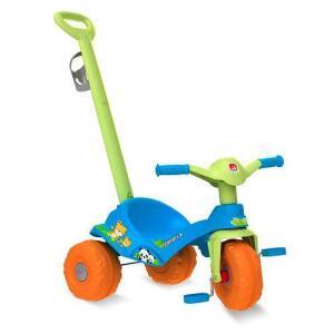 Triciclo Bandeirante Mototico Passeio & Pedal R$135