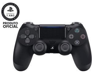 [AME: R$151] Controle sem Fio Dualshock 4 Sony PS4 - Preto | R$170