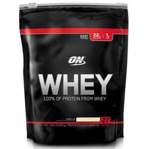 Whey On Refil (27 Doses) - Optimum Nutrition R$68 [R$54 c/ AME]