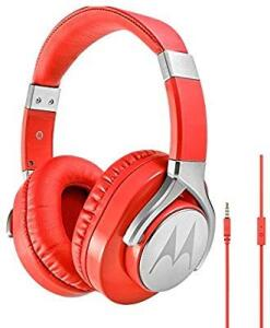 Headphone pulse max (vermelho)