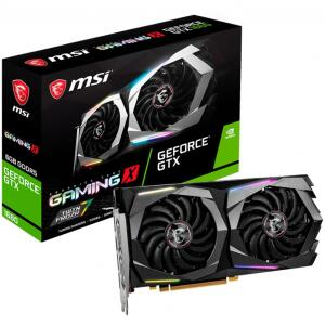 Placa de Vídeo MSI NVIDIA GeForce GTX 1660 Gaming X 6G GDDR5 - R$1299