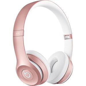 Fone de Ouvido Beats Solo 2 Wireless Headphone Ouro Rosa