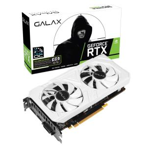 Galax RTX 2060 EX White OC | R$1490
