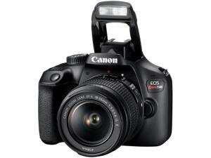 Câmera Digital Canon EOS Rebel T100 - Frete Grátis
