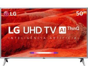 [R$1.776 com AME] Smart TV Led 50'' LG 50UM7500 Ultra HD 4K | R$2.099