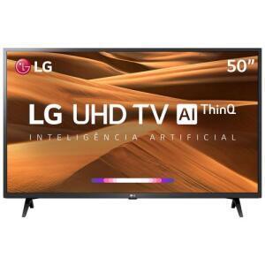 "[CC Americanas] Smart TV Ultra HD 4K LED 50"" LG 50UM7360 | R$1.924"