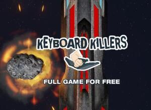 (Jogo Grátis - PC) Keyboard Killers - Indiegala