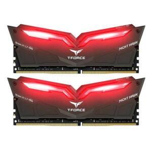 Memoria Team Group T-force Night Hawk 16gb (2x8) 3000mhz DDR4 | R$501