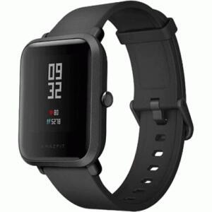 Smartwatch Xiaomi Amazfit Bip A1608 GPS Preto | R$322