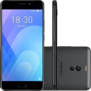 Smartphone Meizu M6 Note 5,5'' 4GB RAM 64GB Octa-Core | R$749