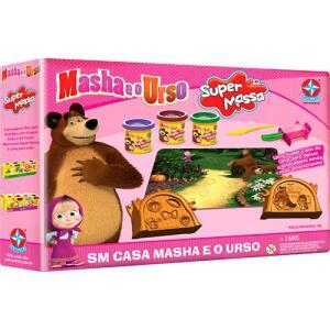 Super Massa - Casa do Urso - Masha e o Urso - Estrela | R$37