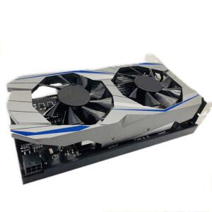 Placa de vídeo GeForce GTX 1050 4G   R$353