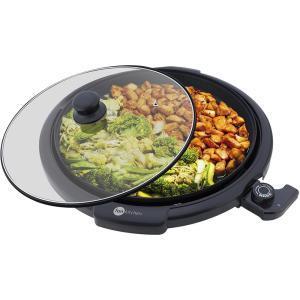 Grill Redondo Smart Toast 1200v Fun Kitchen - R$144