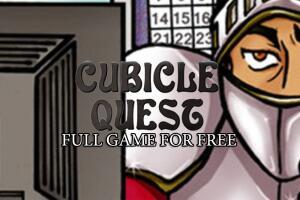 (Jogo Grátis - PC) Cubicle Quest - Indiegala