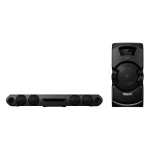 Mini System Sony MHC-GT3 Conexão Bluetooth MP3 e USB – 600W R$789