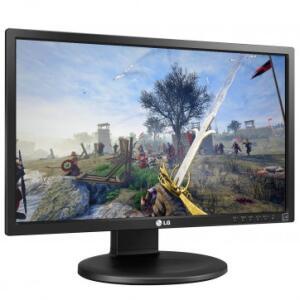 "Monitor LG IPS LED 23"" Polegadas Full HD VGA HDMI DVI 23MB35PH-BK R$ 684"