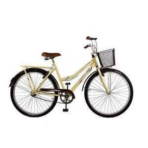 Bicicleta de Passeio Kls Retro Aro 26 c/ Freios V-brake R$449