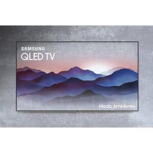 "[AME R$ 5985 ]Smart TV QLED 65"" Samsung 2018 QN65Q6FNA R$ 6300"