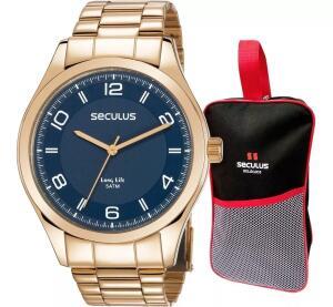 Relógio Seculus Masculino R$119