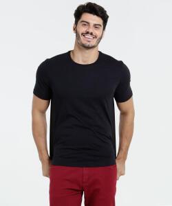 Camiseta Masculina Básica Manga Curta R$10