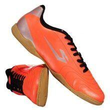 Chuteira Stadium Liverpool Futsal Laranja | R$52