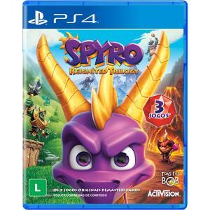 Jogo Spyro Reignited Trilogy - PS4 - R$69