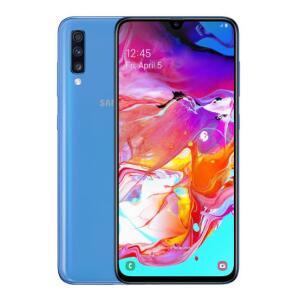 Smartphone Samsung Galaxy A70 Azul 128GB - R$1529
