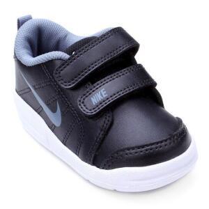 Tênis Infantil Nike Pico Lt Masculino - Azul Claro e Preto