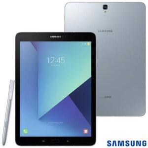 Tablet Samsung Galaxy Tab S3 prata ou preto | R$1899