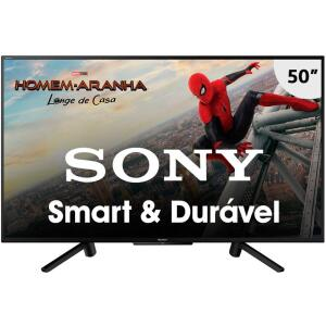 "Smart tv 50 "" sony"