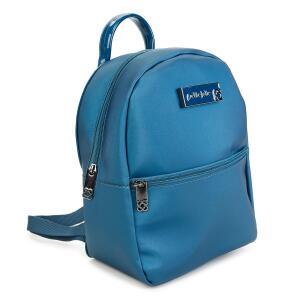 Mochila Petite Jolie Amber Bag Club Feminina - Azul R$100