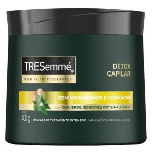 Creme de Tratamento TRESemmé Detox Capilar - 400g   R$10