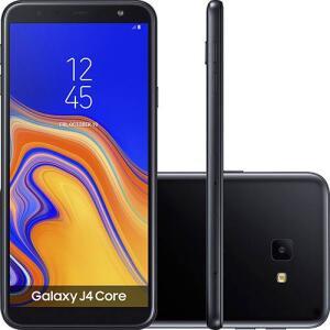 [AME R$ 469] Smartphone Samsung Galaxy J4 Core 16GB R$ 489