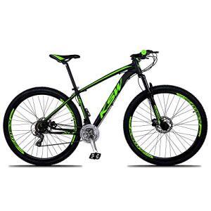 Bicicleta Aro 29 KSW XLT 24v Câmbios Shimano TX-800 - R$650