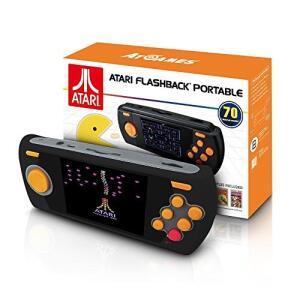 Atari Flashback 8 Portátil Tectoy - com 70 Jogos | R$70