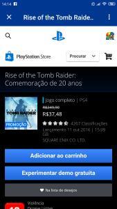 Rise of the Tomb Raider: Comemoração de 20 anos