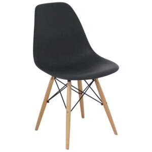 Cadeira Eames Preta | R$60