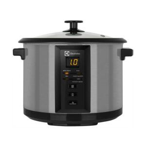 Panela Elétrica Electrolux 10 Copos Chef ECC20 Preta 220V - R$169