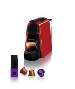 Nespresso Essenza Mini, 220V, Vermelho + 50 capsulas R$ 205