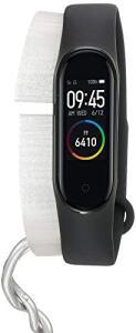 Smartwatch Xiaomi Mi Band 4 Oled Preto Original Lacrado | R$196