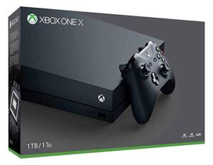 Console Xbox One X 1TB 4K Com Controle Sem Fio R$ 1974