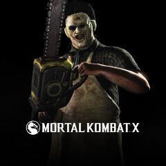 Mortal Kombat X Leatherface - Grátis