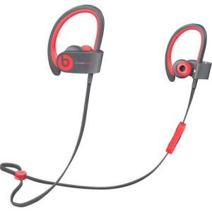 Fone de Ouvido Beats Powerbeats 2 Wireless Earphone Vermelho e Cinza  - R$171